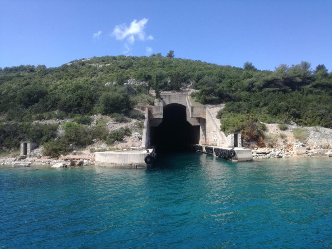 Jadranje - bunkerji